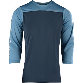 Troy Lee Designs Ruckus 3/4 Jersey Men block/charcoal/stone blue